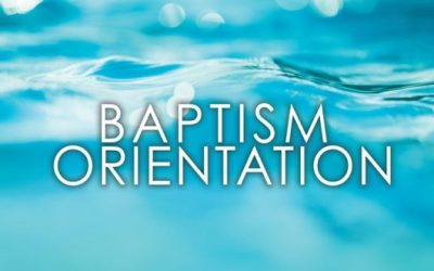 The Gift of Baptism