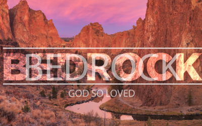 The Bedrock Truth Beneath It All