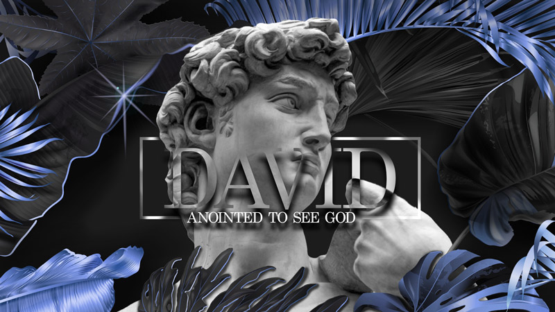 David: Anointed to See God