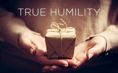 True Humility, Philippians 2