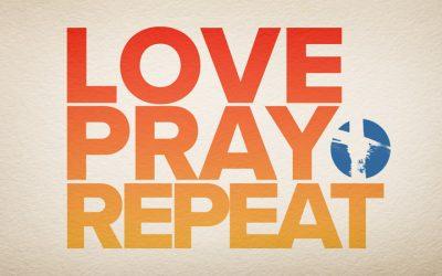 LOVE PRAY REPEAT