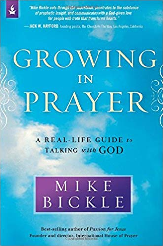 Growing In Prayer