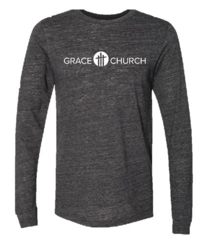 Grace Church Long Sleeve Tee