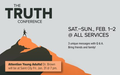 The Truth Conference with Dr. Brown