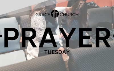 Tuesday Morning Prayer Continues