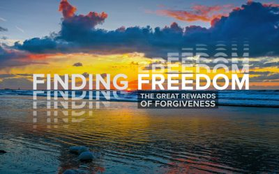The Great Reward of Forgiveness