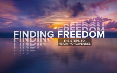 The Steps to Heart Forgiveness