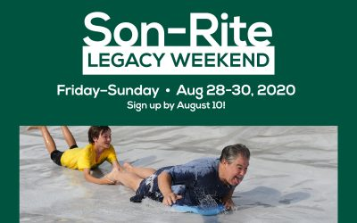 Son-Rite Legacy Weekend for Fathers & Sons