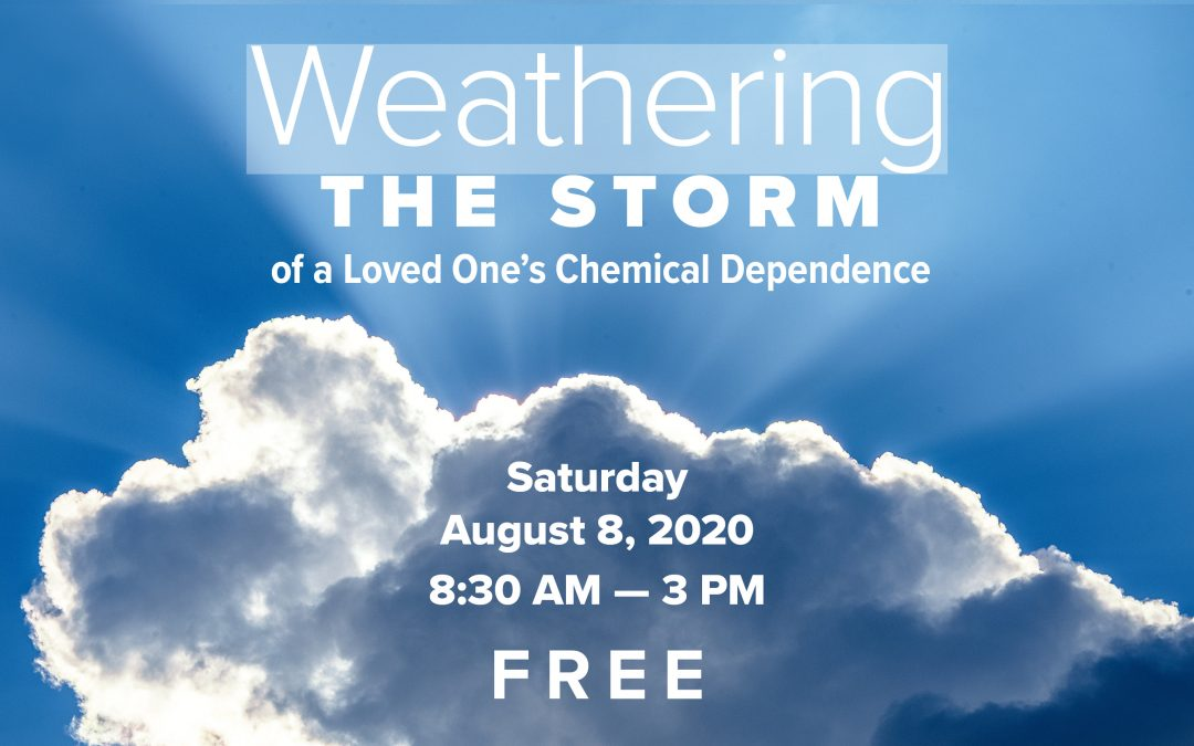 Weathering the Storm [Chemical Addiction]