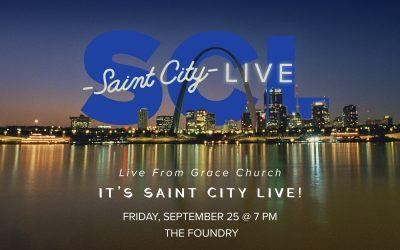 Saint City LIVE!