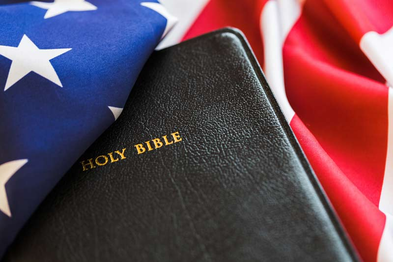 Politics Begin in the Bible