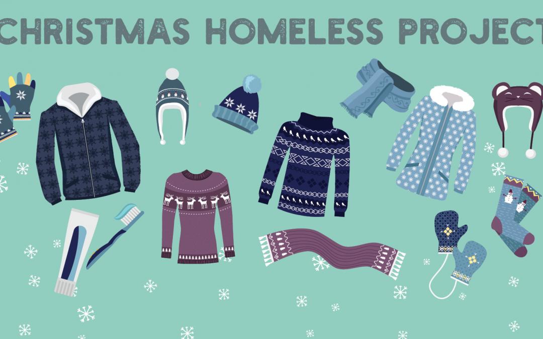 Christmas Homeless Project