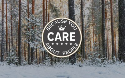Because You Care About People