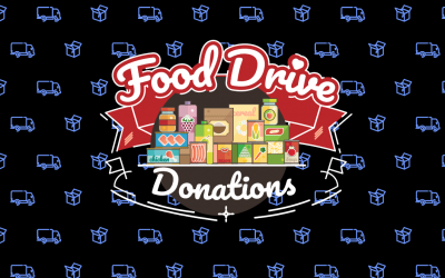 Food Drive Donations Needed!