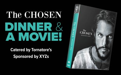 Dinner & A Movie!