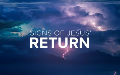 Signs of Jesus' Return