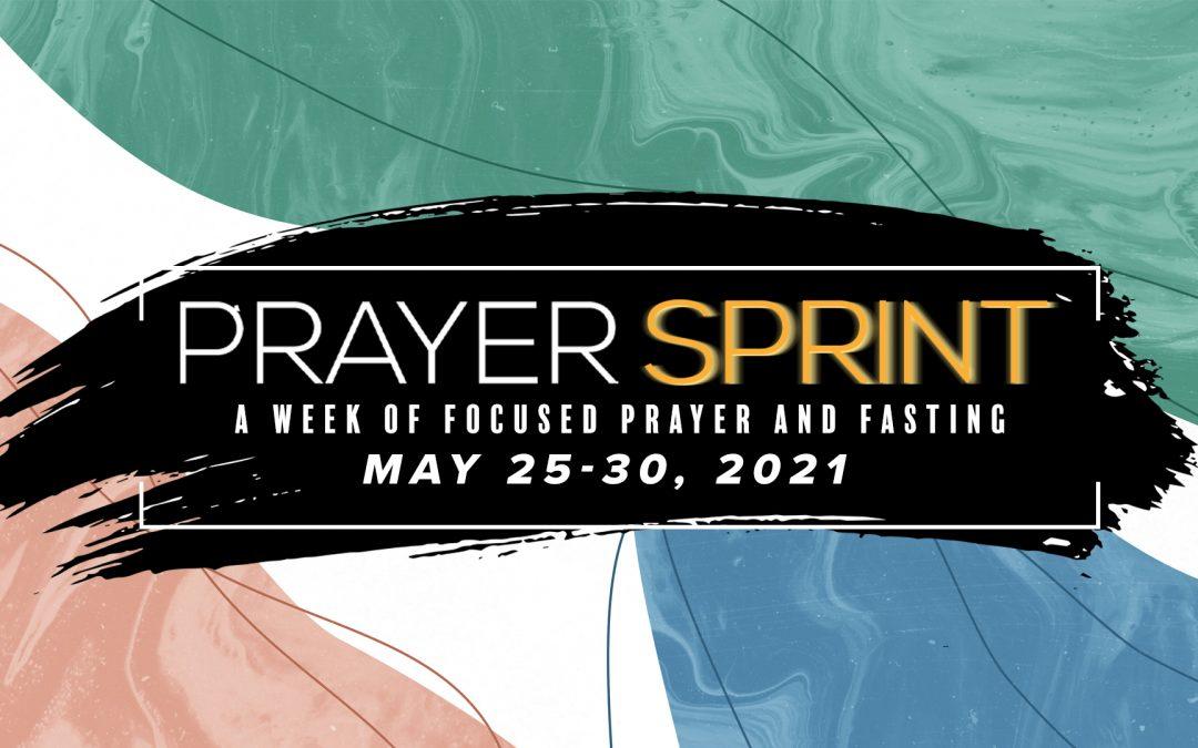 Prayer Sprint