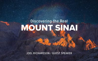 Discovering the Real Mount Sinai