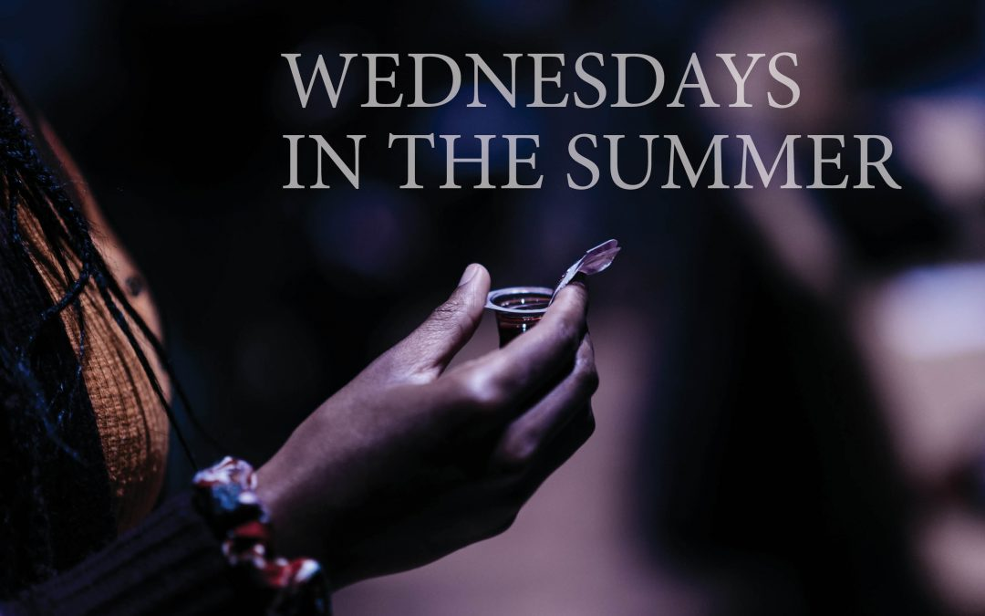 ANNOUNCEMENT: Changes for Wednesday Prayer Services in the Summer